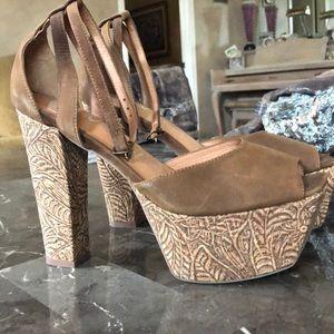 Jeffrey Campbell platform heels